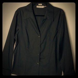 NWT Calvin Klein button down shirt